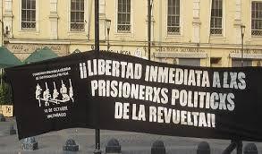 Chile: El Estado pide 10 años de cárcel para Benja, menor prisionero político de la revuelta