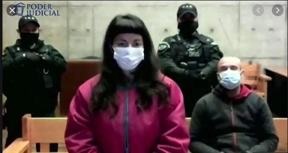 Encarcelan a lxs compañerxs Mónica Caballero y Francisco Solar por atentados explosivos