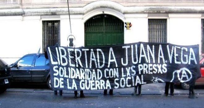 Escrito del compañero subversivo Juan Aliste Vega