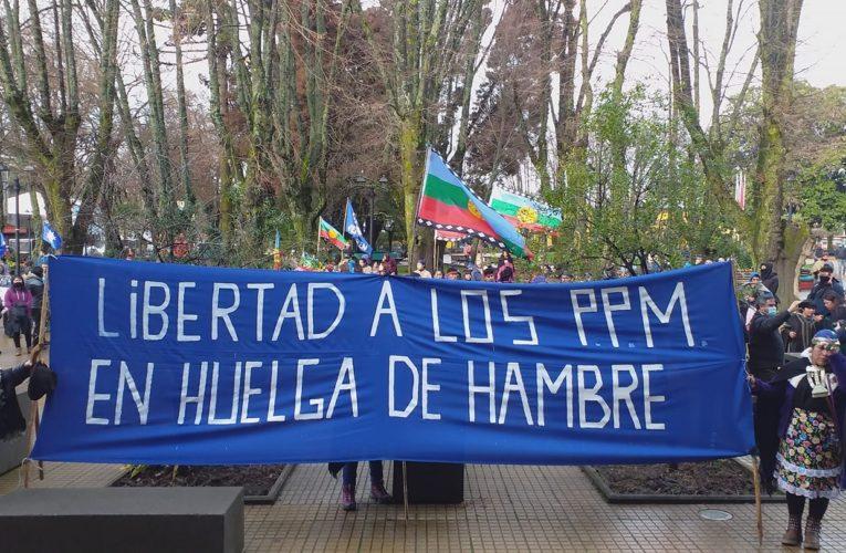 Comunicado: presos políticos mapuche inician huelga seca en Angol (Esp/ Ing)