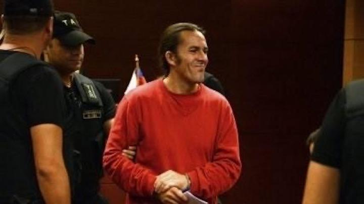 Comunicado del compañero subversivo Juan Aliste Vega