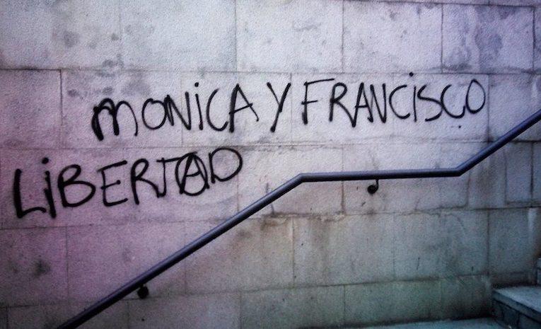 Presa anarquista Mónica Caballero inicia huelga de hambre en la cárcel de San Miguel (Esp/Ing)