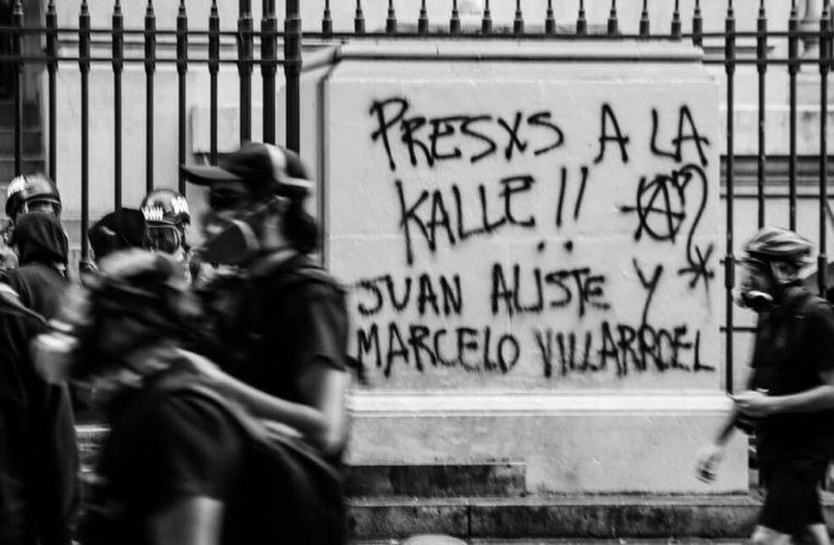 Comunicado de Juan Aliste Vega y Marcelo Villarroel Sepúlveda (Esp/Ing)