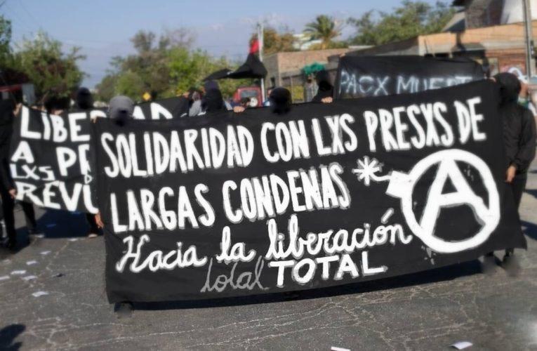 """9° Comunicado público de la """"Red Solidaria Antikarcelaria con Juan y Marcelo"""""""