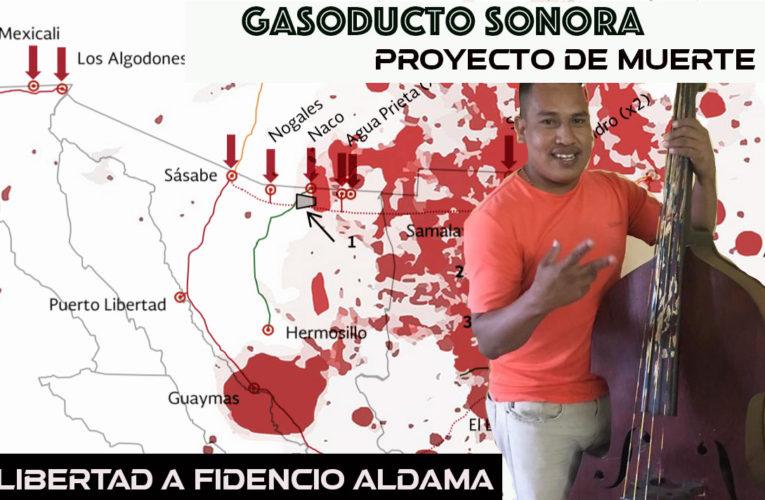 Sempra  Energy y CFE: responsables del encarcelamiento de Fidencio Aldama.
