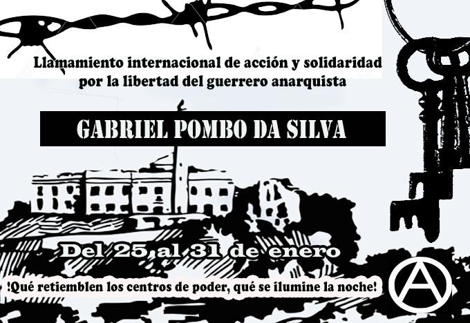 Llamamiento internacional por Gabriel Pombo da Silva