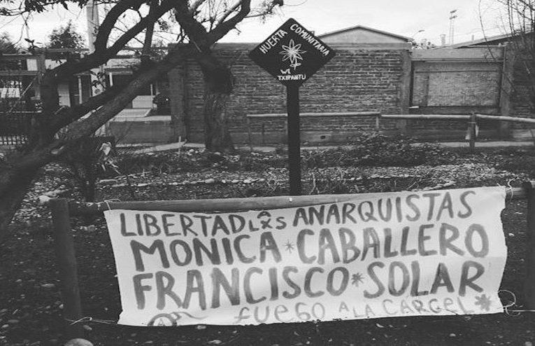 Actualización de la situación de lxs compañerxs anarquistas Francisco Solar y Mónica Caballero (Esp/Ing)