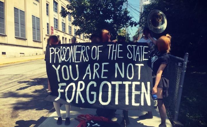 11 de junio: Día internacional de Solidaridad con Marius Mason y todxs lxs presxs anarquistas de larga condena
