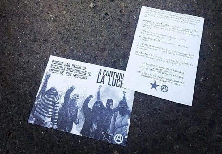 Actualización de la huelga de hambre en la cárcel de Rancagua