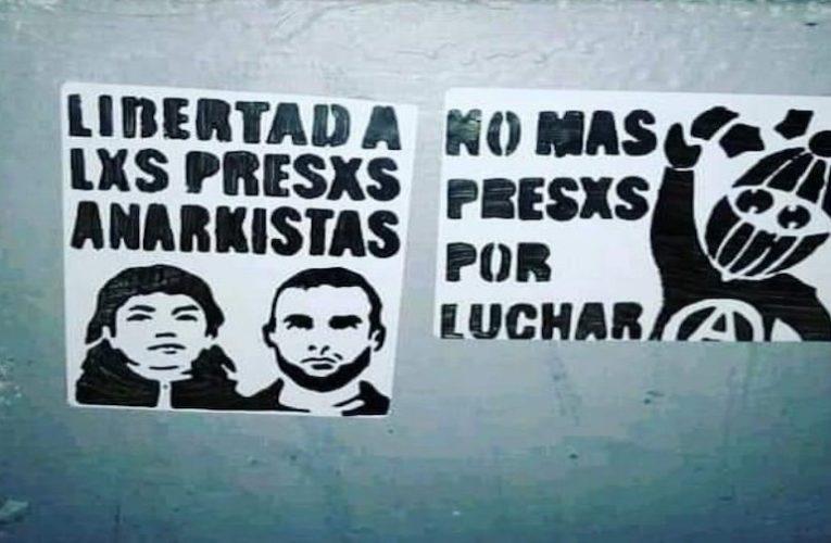 Palabras de Mónica Caballero en solidaridad con la movilización y huelga de hambre en Rancagua