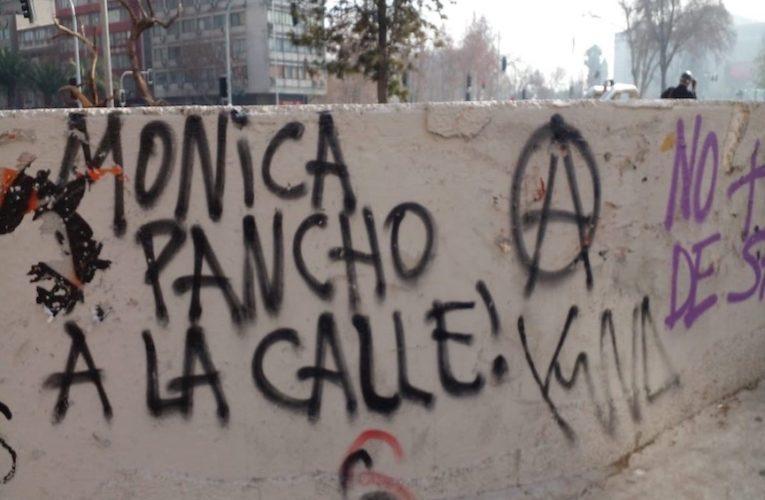 Palabras de Mónica Caballero para la semana de solidaridad con lxs presxsanarquistas
